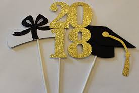 graduation centerpieces graduation party table centerpieces cake toppers