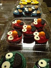 top 8 most awesome and easy diy sesame street cupcakes ideas