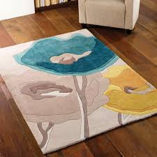 Modern Yellow Rug Lovely Teal And Yellow Area Rug 50 Photos Home Improvement
