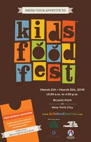 kids food festival weekend of events to help end childhood