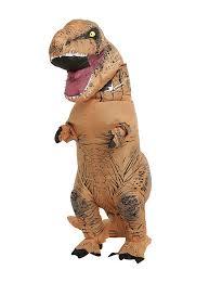 Jurassic Park Halloween Costume Jurassic Tyrannosaurus Rex Inflatable Costume Topic