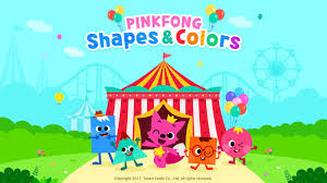 pinkfong shapes u0026 colors android apps on google play