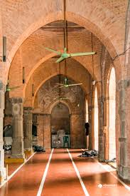 bagha mosque a magnificent medieval period mosque in asia