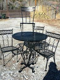wrought iron patio table and chairs wrought iron outdoor chairs phenomenal metal ideas patio chairs new