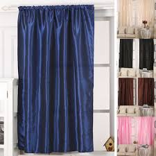 190x130cm blackout curtains thermal solid window door curtain