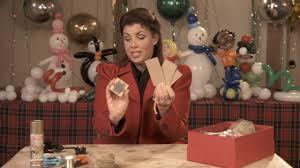 what u0027s inside kirstie u0027s christmas craft tool box kirstie
