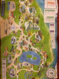 Sea World Map Seaworld San Antonio Texas United States Travel Experience