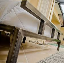 Custom Platform Bed Build Wooden Platform Bed Frame Build Your Own King Size Platform