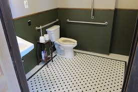 Finished Bathrooms Two Ada Bathrooms Finished