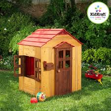 amazon com kidkraft outdoor playhouse toys u0026 games