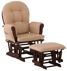 Metropolitan Glider And Ottoman Furniture Shermag Rocking Chair Shermag Glider And Ottoman