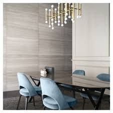 velvet saarinen dining chairs travertine wall interiors