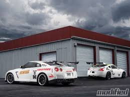 modified nissan skyline r35 2009 nissan 370z and 2009 nissan gt r modified magazine