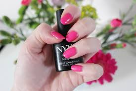 nyk1 secrets at home gel nail kit review tales of a pale face