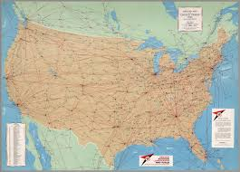 Map Of Airports Usa by Airlines Route Map Domestic Routes Airline And Airport Traffic