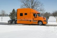 Sleeper Trucks With Bathrooms Integrated Tractor Trailer Sleeper Cab U2013 Bolt Custom Trucks