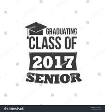 graduation signs black colored senior text signs graduation stock vector 596283989