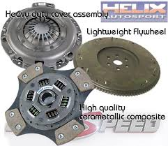 ford focus st clutch helix flywheel paddle clutch kit 240mm focus st225 xr5 turbo