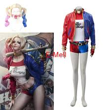 diy harley quinn costume for kids compare prices on harley quinn costumes online shopping buy low