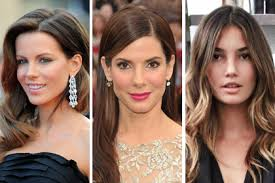 light medium brown hair color celebs with the best light to medium brown highlights celebrities