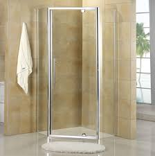 How To Install A Sterling Shower Door Shower Sterling Prevail In X Framed Sliding Shower Staggering