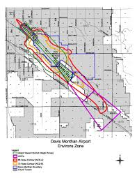Ord Airport Map Land Use Code Art 2 Div 8 Official Website Of The City Of Tucson