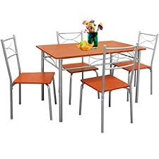 Ka Bistro Chair Cravog Bistro Dining Table And Chairs Set Kitchen Table And 4