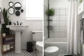 Tiny Bathroom Do A Tiny Bathroom Renovation Without Going Big Tiphero