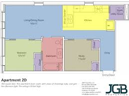 West 10 Apartments Floor Plans by Apartment 2d Floor Plans 401 First Street Liverpool Ny Jgb