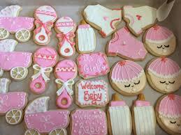 baby shower cookies baby shower cookies maggie molly s sweet