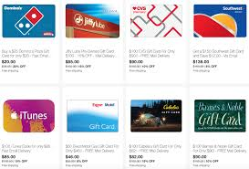 ebay save on gift cards for itunes southwest domino s best buy