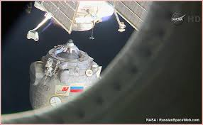 soyuz tma 14m enters orbit one solar panel does not deploy