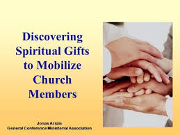 spiritual gifts what they are what they are not ppt