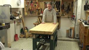 Adjustable Height Desk Plans by Woodworking Adjustable Height Bench Youtube