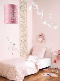 chambre avec papier peint papier peint fille chambre galerie avec papier peint fleur fille