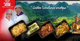cuisine d asie traiteur asiatique cuisine et plat les trois d asie