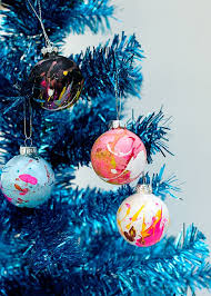 chic christmas ornaments for beautiful interior hupehome
