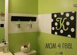 diy bathroom rack w hanging buckets mom 4 real