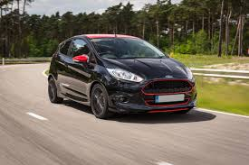 ford fiesta black edition review auto express