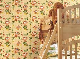 monkey wallpaper for walls cheeky monkey