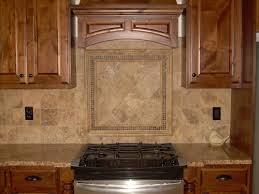 decorative kitchen backsplash travertine backsplash