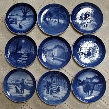 royal copenhagen plates angela