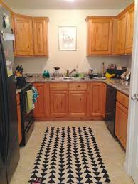 Rug In Kitchen With Hardwood Floor Inspiring Rugs For Hardwood Floors In Kitchen Picture Runners