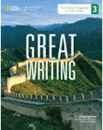 National Geographic Learning   Writing   Great Writing  New     National Geographic Learning   Cengage National Geographic Learning   Writing   Great Writing  New Edition   PRO
