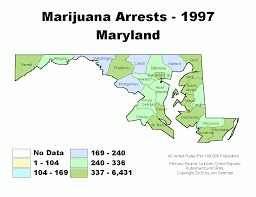 Weed Map Colorado by Maryland Medical Marijuana Law Norml Org Working To Reform