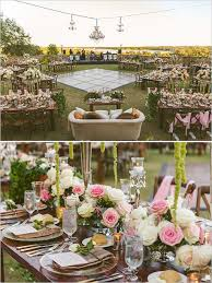 Backyard Wedding Centerpiece Ideas Sweet And Backyard Wedding Decor Ideas 39 Hmdcr