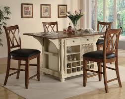 dining rooms superb distressed white round dining table black