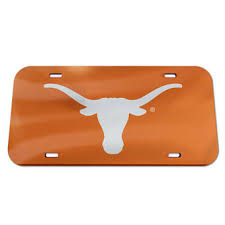exes license plate frame longhorns license plates car tags of