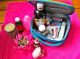 travel medicine images Make your own natural medicine travel kit everywhere JPG