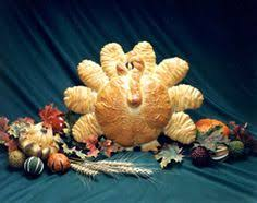 how to make a turkey out of a pine cone how to make turkey cornucopia or pumkin from crescent roll dough